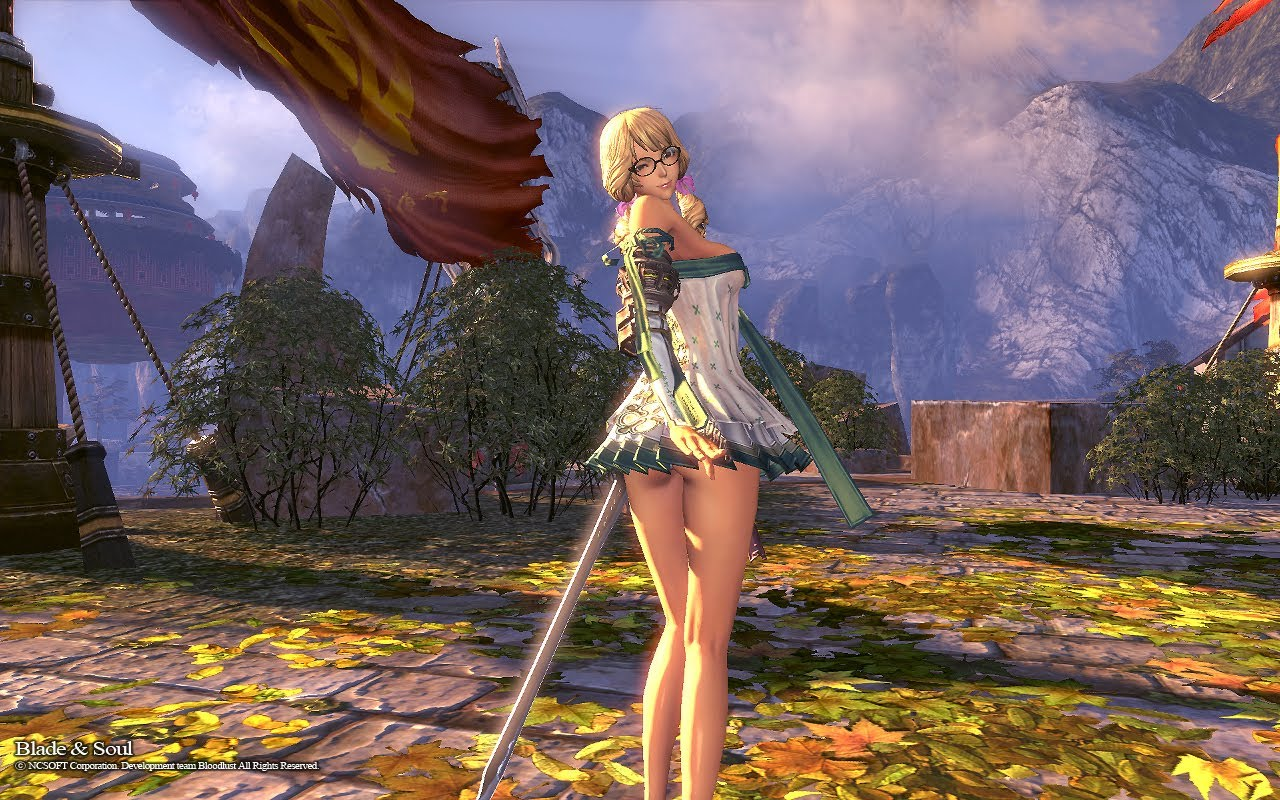 Warlock in Blade and Soul